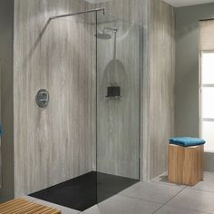 Shower board - no grout shower