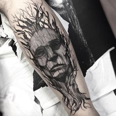 Father Nature Tattoo by Freda Oliveira