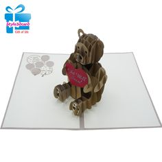 23 Best Animals Greeting 3d Pop Up Card Images Kirigami Pop Up
