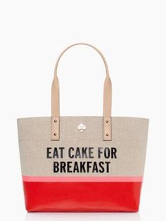 Kate-Spade-Baby-Eat-Cake-for-Breakfast-Diaper-Tote-Bag-NWT-398-Word-to-the-Wise