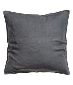 Grey cushion to match pastel pink Product Detail | H&M GB