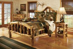 Cabela's Extra-Gnarly Aspen Log Bed : Cabela's