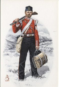 British;Sergeant, Light Company, 33rd (Duke of Wellington's) Regiment, Light Company, Sergeant, The Alma 1854