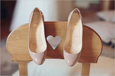 Luv this pic Christian Louboutin blush patent leather wedding shoes Louboutin High Heels, Christian Louboutin Heels, Nude Heels, Wedding Pics, Wedding Shoes, Wedding Ideas, Wedding Dresses, Russian Wedding, Bride Shoes