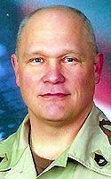 Army SFC Richard S. Gottfried, 42, of Lake Ozark, Missouri. Died March 9, 2004, serving during Operation Iraqi Freedom. Assigned to 1st Division Support Command, 1st Infantry Division, Kitzengen, Germany. Died of injuries sustained when an improvised explosive device detonated near his vehicle during combat convoy operations on Main Supply Route-Tampa in southern Iraq.