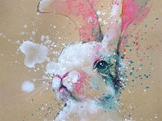 White Rabbit/wonderland  ~Sophie Wilkins | Bon Expose - Museum of Art and Design