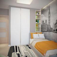 Интерьер квартиры от студии Мальгрим