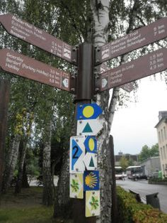 decoding footpath system/hiking in luxembourg