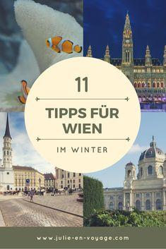 A city trip to Vienna always pays off. Even in winter Vienna has a lot Switzerland In Winter, Switzerland Travel Guide, Visit Austria, Austria Travel, Reisen In Europa, Countries To Visit, City Break, Best Cities, Vienna