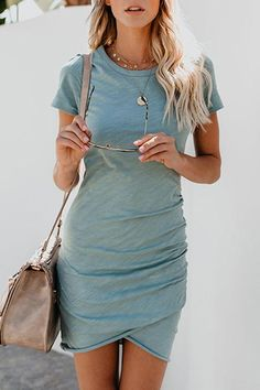 cbcd9409a84 15 Best Denim bodycon dresses images