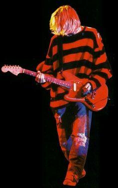 Kurt Cobain Photos, Nirvana Kurt Cobain, Pop Punk, Donald Cobain, Smells Like Teen Spirit, Grunge Fashion, Music Stuff, Hip Hop, Rock Music