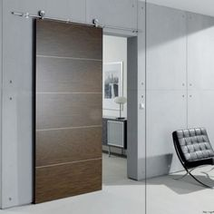 modern sliding door gear for wood door - modern - interior doors - hong kong - Dongguan tianying hardware co.ltd     I would like this in white with my white walls