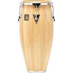 LP Aspire WD Conga Chrome Hardware 11 inch Natural Wood (11 inch Natural Wood) by LP. $149.99. LP's Aspire line makes owning a quality hand drum more affordable than ever.