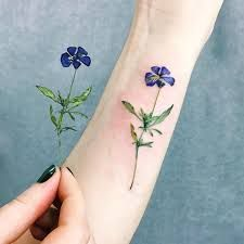 Image result for delicate sunflower tattoo