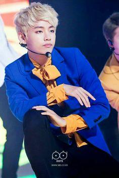 •161016 #Taehyung(V) #BTS #WINGS || SBS INKIGAYO