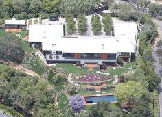 Jennifer Aniston and Justin Theroux's renovated $21 million mansion