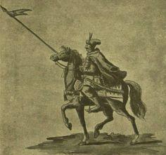 Węgierski jeździec XVI wiek.