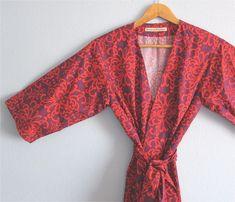 Kimono Robe. Bridesmaids Robe. Robe. Dressing by ModernKimonoRobes, $75.00