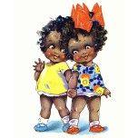 Black Americana African American Vintage art