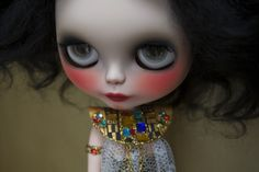 Emilie III Custom Blythe Anniversary by erregiro, via Flickr