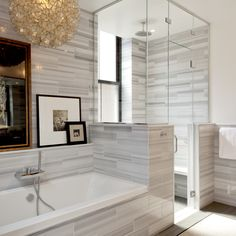 Flatiron Duplex Bathroom