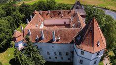 Kemény kastély - Marosvécs Cabin, House Styles, Home, Decor, Decoration, Cabins, Ad Home, Cottage, Homes