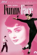 MUSICALS: FUNNY FACE Directed by Stanley Donen. With Audrey Hepburn, Fred Astaire, Kay Thompson, Michel Auclair. An impromptu fashion shoot at a book store brings about a new fashion model discovery in the shop clerk. Old Movies, Vintage Movies, Great Movies, Beat Generation, Fred Astaire, Brigitte Bardot, Audrey Hepburn Movies, Comedia Musical, Image Film