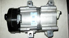 cool Visteon 010005 NEW AC Compressor FORD T-Bird MERC-Cougar - For Sale