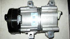 cool Visteon 010005 NEW AC Compressor FORD T-Bird MERC-Cougar - For Sale