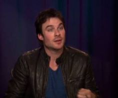 Ian Somerhalder on Fans Picturing Him as Fifty Shades of Grey's Christian