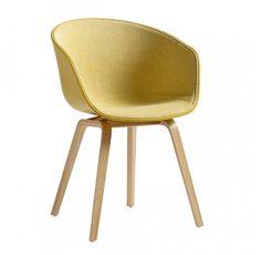Hay Eetkamerstoel About a Chair - Verkrijgbaar in verschillende varianten en kleuren bij Home Center Wolvega