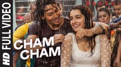 T-Series presents Cham Cham Full Video Song from Bollywood movie BAAGHI directed by Sabbir Khan, starring Tiger Shroff & Shraddha Kapoor in lead roles. Bollywood Music Videos, Bollywood Movie Songs, Bollywood News, Bollywood Cinema, I Need You Song, Hindi Movie Video, Latest Video Songs, Latest Music, New Hindi Songs