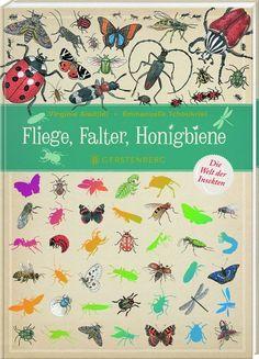 Ob Atlasspinner oder Monarchfalter, Honigbiene oder Stubenfliege, Gelbhalstermite, Rüsselkäfer oder Gottesanbeterin: die Welt der Insekten ist ungeheuer vielfältig und stellt mit ihren bisher bekan…