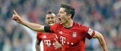 FC Bayern fertigt Wolfsburg 5:1 ab: Fünf Tore in neun Minuten! Lewandowski verewigt sich in den Geschichtsbüchern