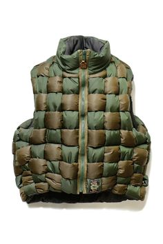 Kapital 180 the store vest november 30 2018 release drop info buy RipStop Nylon Down Burger-Keel Vest BORO Print compressed wool scarf Military Fashion, Mens Fashion, Fashion Outfits, Military Style, Camo Outfits, Sport Outfits, Letterman Jacket Outfit, Silhouettes, Work Jackets