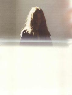 Purple Editorial Vanessa Bruno's Long-Time Collaboration With Mark Borthwick, Fall/Winter 2008 Shot #2