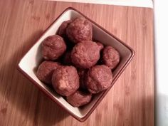 OH.2.B.FIT: Gooey Goodness II  low carb treat    Have to try this one