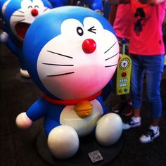 #hongkong #harbourcity #tst #tsimshatsu #doraemon #doraemons #doraemon100 #doraemon100th #doraemon100years #100 #100th #100years #2012 #birth - @juncj8- #webstagram