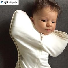 How cute is this Miss Sassy Pants in her #armsup #lovetodream #swaddleUP?  Thanks for the share, @afayela!  We love seeing @lovetodreamusa pics and success stories from our fans! Keep them coming!! #Repost @afayela with @repostapp. ・・・ So much sass in her new @lovetodreamusa swaddle. Friends, if you don't have one of these for your babes, you are missing out! To see why we love it so much visit the link in my bio  03.31.16 #swaddleselfie #bestswaddleever #riseandshine #ariaraye