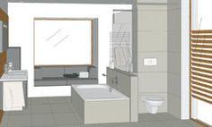 26 besten Badezimmer Planung Bilder auf Pinterest | Diana, Bath room ...