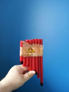 Homemade Pan Flute...with Straws!
