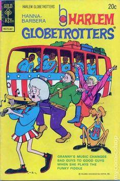 Harlem Globetrotters #10