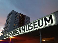 Buchstabenmuseum, Holzmarkt, Berlin-Mitte; U/S-Jannowwitzbrücke