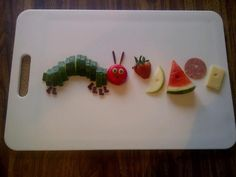 Hungry Caterpillar platter