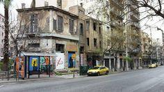 Athen - Der stille Kampf ums Überleben