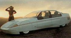 Ford Probe IV (1982), Cd=0.15