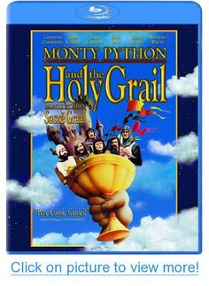 Monty Python and the Holy Grail (+ UltraViolet Digital Copy) [Blu-ray] #Monty #Python #Holy #Grail #UltraViolet #Digital #Copy #Blu_ray