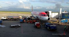 What should be your best transportation option? Bus or airline