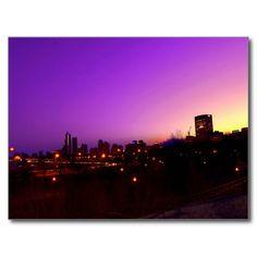 USA - Illinois - Chicago - Evening