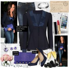 """Look #PippaMiddleton - Abril 24, 2013"" by presidente1 ❤ liked on Polyvore"